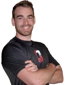 Julien Brisebois, entraîneur privé / kinésiologue