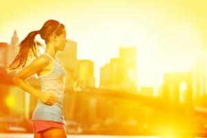Kinésiologie course jogging